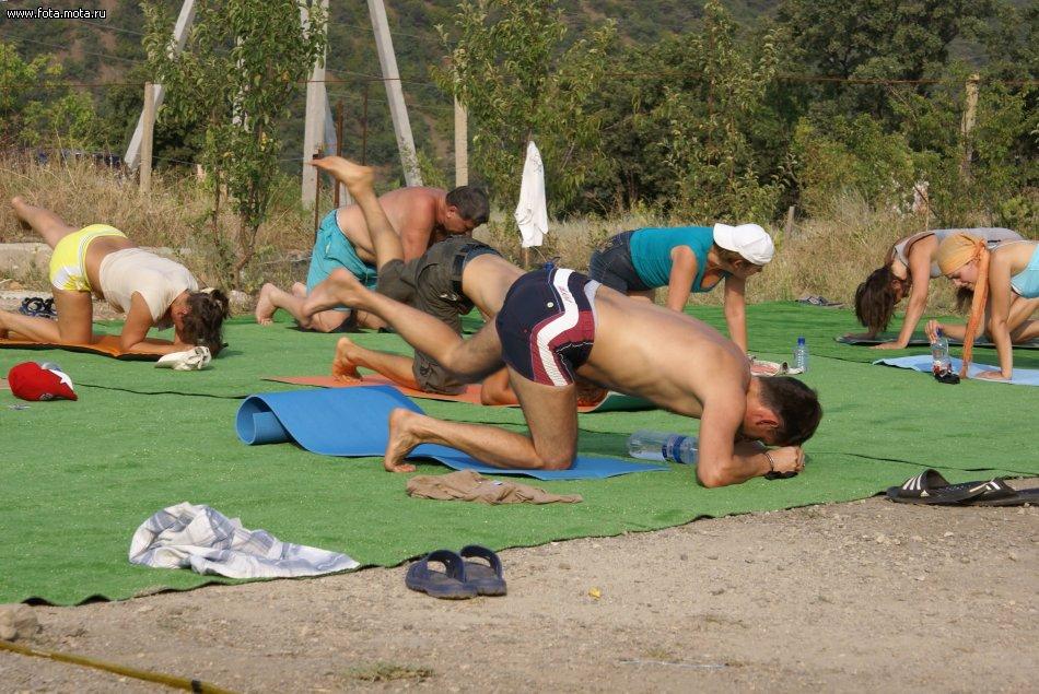 Телесно-ориентированный тренинг
